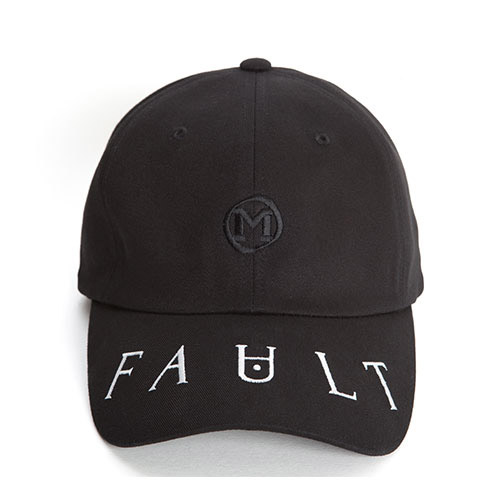MACK BARRY맥베리_FAULT CURVE CAP