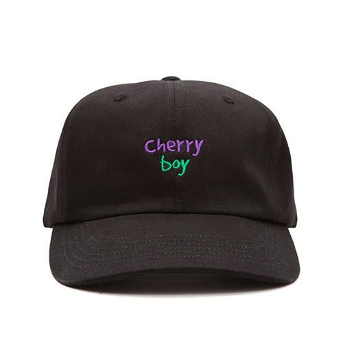 MACK BARRY맥베리_CHERRY BOY 6P CAP