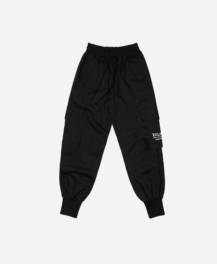 NASTYPALM네스티팜_[NYPM]ECLIPSE JOGGER PANTS (BLK)