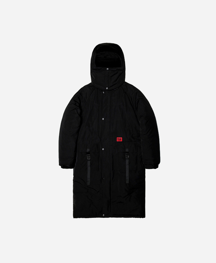 NASTYPALM네스티팜_[NYPM] ECLIPSE LONG PADDING JACKET (BLK)