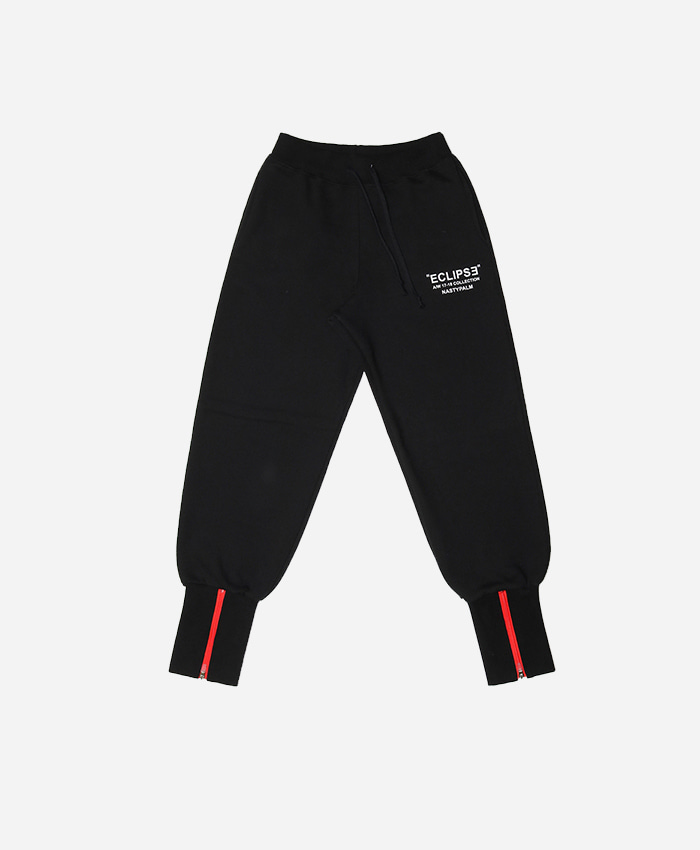 NASTYPALM네스티팜_[NYPM] SECLUSION SWEATPANTS (BLK)