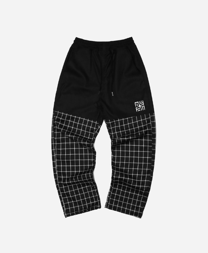 NASTY PALM네스티팜_[NYPM] 2ND NEMESIS PANTS (BLK)