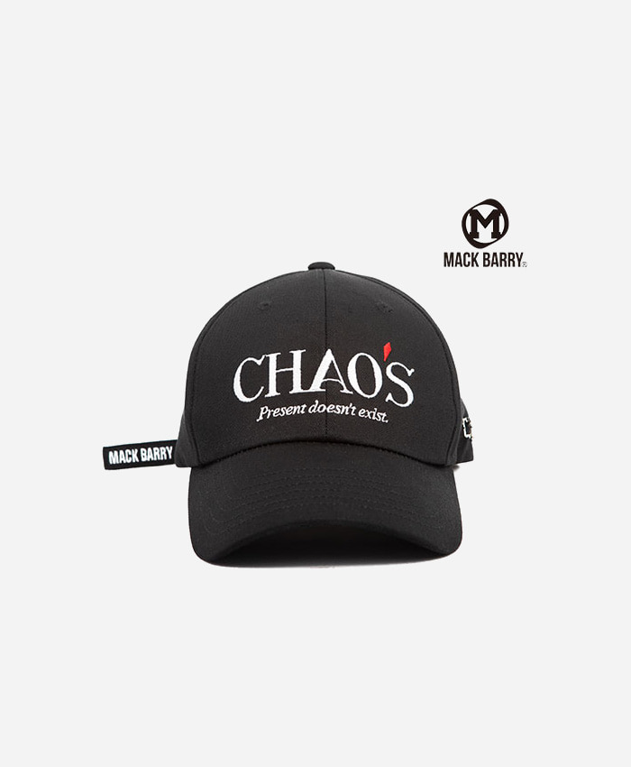MACK BARRY맥베리_CHAOS CURVE CAP